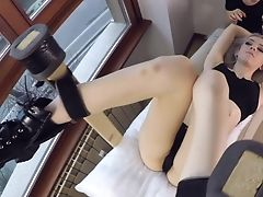 Competition, Fetish, Funny, Teen, Tickling,