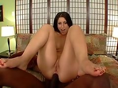 Anal Sex, Big Black Cock, Big Cock, Black, Couple, Doggystyle, Hardcore, Interracial, Luscious Lopez, Pussy,