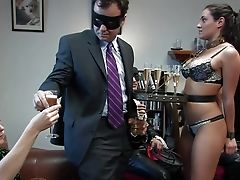 Abuse, BDSM, Big Tits, Bondage, Brunette, Charley Chase, Domination, Humiliation, Lingerie, Princess Donna,