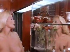 Hairy, Italian, Karin Schubert, Outdoor, Threesome,