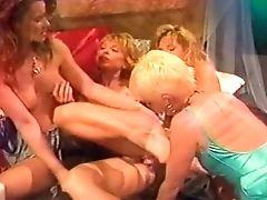 Celebrity, Chi Chi, Nina Hartley, Sharon Kane,