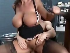 Anal Sex, Big Cock, Big Tits, Brunette, Cute, Group Sex, Interracial, MILF, Stockings, Teacher,