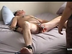 Ballbusting, BDSM, Big Ass, Femdom, Fetish, MILF, Mistress, Old, Spanking,