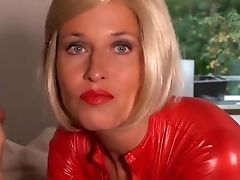 Sexo Anal, Engolir Esperma, Garganta Profunda, Fantasia, Alemãs , Látex ,