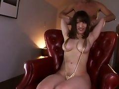 Big Tits, Blindfold, Couple, Ethnic, Hardcore, Japanese, Natural Tits, Sex Toys,