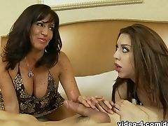 Alexa Jaymes, Boquete, Coroa, Estrela Pornô, Tara Holiday, Threesome ,
