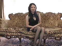 Morena , Meia Calça, Japonêsas , Lingerie , Coroa, Sedução , Câmera Bronzeamento , Meias, Striptease,