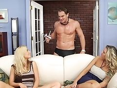 Big Ass, Blonde, Facial, Kayden Kross, Pornstar, Reality,