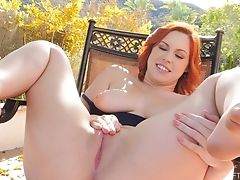 Anal Sex, Big Tits, Fingering, Game, Masturbation, MILF, Model, Outdoor, Pussy, Redhead,