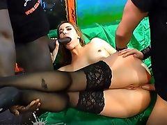 Anal Sex, Ass, Ass To Mouth, Black, Blowjob, Bukkake, Cum, Cum Swallowing, Cumshot, Extreme,