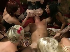 Aiden Starr, Brunette, Dutch, Gia Dimarco, Group Sex, Hardcore, Lorelei Lee, Mature, Orgy,