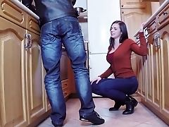 Amateur, Ass, Babe, Clothed Sex, College, European, From Behind, Money, Nekane, Pick Up,