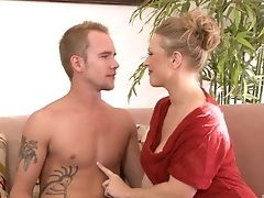 Anal Sex, Big Tits, Blowjob, Bra, Dick, Doggystyle, FFM, Fingering, Hardcore, Licking,