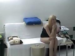 Amateur, Blonde, Casting, Czech, Shy,
