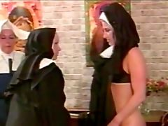 Ass, Fetish, Horny, Nuns, Reality, Slap, Spanking,