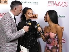 Asa Akira, Audition, Behind The Scenes, Dick, Funny, Japanese, Pornstar, Skinny, Tattoo,