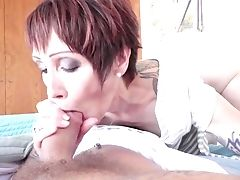 Anal Sex, Ass, Ass Fucking, Big Tits, Cowgirl, Cum Swallowing, Cumshot, Ginger, Hairy, Hardcore,