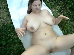 BBW, Big Tits, Exotic, Homemade, Outdoor, POV,