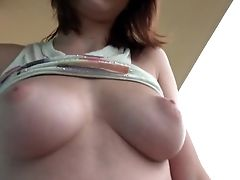 Amateur, Babe, Beauty, Big Tits, Cum In Mouth, Cum Swallowing, Cumshot, Doggystyle, HD, Natural Tits,