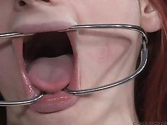 Abuse, BDSM, Bondage, Fetish, Fuckdoll, Long Hair, Violet Monroe,