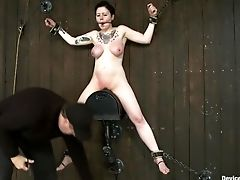 Bdsm, Juliette March, Masque , Monter, Slut, Sabins , Pute ,