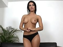 Amateur, Amazing, Ass, Babe, Beauty, Big Tits, Brunette, Casting, Cute, European,