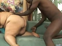 BBW, Fat, Interracial,
