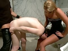 Ashley Edmonds, Blonde, Cuckold, Hardcore, Mistress, Reality, Story,