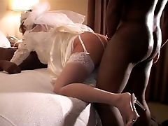 Big Black Cock, Cuckold, Interracial, MILF, Wedding,