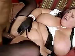 BBW, Black, Fat, Huge Cock, Interracial, Mature, MILF, Mom, Old And Young,