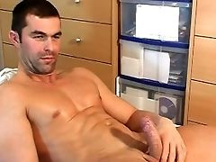 Big Cock, Dick, Huge Cock, Hunk, Innocent, Jerking, Massage, Muscular,