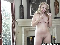 Amazing, Compilation, Dildo, GILF, Granny, Kate Faucett, Masturbation, Pornstar, Sex Toys, Stockings,
