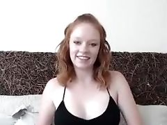 Anal Sex, Ginger, Gorgeous, Masturbation, Redhead, Sex Toys, Webcam,
