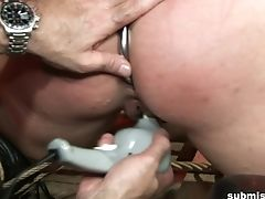 BDSM, Bondage, Clamp, Fetish, Gagging, Torture,