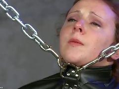 Abuse, BDSM, Bondage, Fetish, Hardcore, Pussy, Redhead, Submissive, Tied,