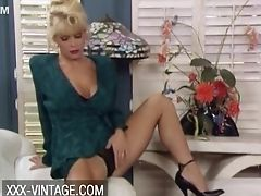 Classic, MILF, Retro, Threesome, Tiffany Million, Vintage,
