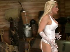 Blonde, Blowjob, Diamond Foxxx, Dick, Gangbang, Horny, Master, MILF, Mistress, Riding,