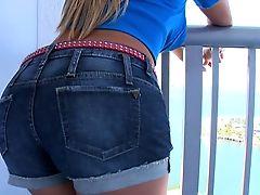 Ass, Babe, Big Natural Tits, Big Tits, Blonde, Dick, European, Hungarian, Jessica Moore, Natural Tits,