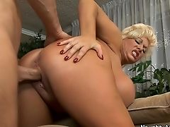 Big Ass, Big Cock, Big Tits, Blonde, Blowjob, Bold, Claudia Marie, Cougar, Facial, HD,
