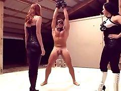 Ballbusting, BDSM, Bondage, Femdom, Fetish, Mistress,