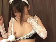 Ass, Cosplay, Couple, Erotic, Ethnic, Hardcore, Japanese, Maid, Pretty, Stockings,
