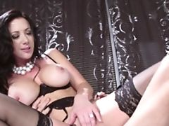 Babe, Big Cock, Big Tits, Condom, Dick, Dressed, Jayden Jaymes, Lingerie, Seduction,