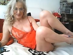 Erotic, Granny, Mom, Webcam,