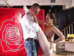 Ballerina, Big Ass, Big Tits, Blowjob, Dick, Doggystyle, Fingering, Hardcore, Missionary, Pornstar,