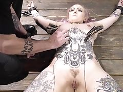 Ass, BDSM, Bizarre, Blonde, Bondage, Fetish, Fucking, Gagging, Hardcore, Rough,