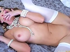 Bedroom, Big Tits, Blowjob, Cum On Tits, Cumshot, Doggystyle, Fake Tits, Hardcore, HD, Jessica Jaymes,