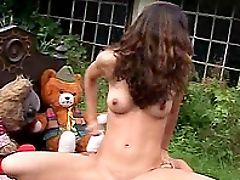 Bold, Brunette, Couple, Cowgirl, Doggystyle, Fetish, Fingering, Hardcore, Natural Tits, Nature,
