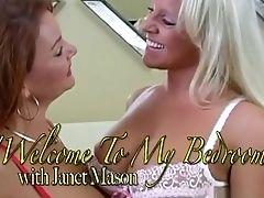 Alexis Golden, Big Tits, Blonde, Blowjob, Exotic, Horny, Janet Mason, Lesbian, Masturbation, Mature,