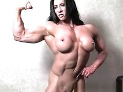 Big Tits, Bodybuilder, Brunette, Exhibitionist, Fetish, Mature, Nude,