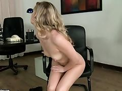 Babe, Barefoot, Blonde, Fingering, Foot Fetish, Gorgeous, Long Legs, Masturbation, Pussy, Solo,
